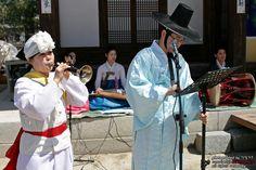 Korean traditional wedding - music