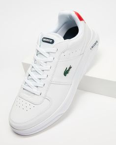 Lacoste Game Advance Casual Sneakers, Lacoste, Game, Shoes, Fashion, Zapatos, Men, Casual Trainers, Moda