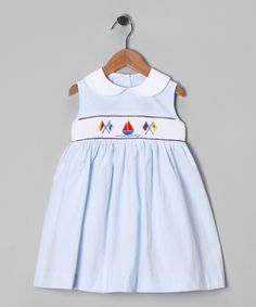 nautical smocking