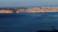 Wyspa Pag i piękne widoki z okolic malowniczej Metajny. Baza Nurkowa w Chorwacji czeka na wszystkich urlopowiczów :) http://www.divingpag.com/pl/