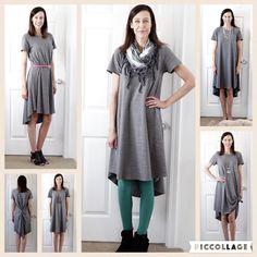 Lularoe Carly Dress style and hack!