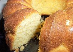 Μυρωδάτο κέικ λεμόνι