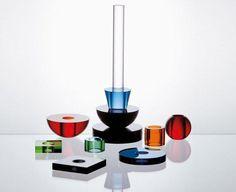 Morpheo Crystal Candleholder - Color