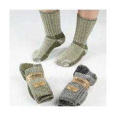 Maggies Functional Organics Killington Mountain Hiker Socks Black 9-11 Size 9-11