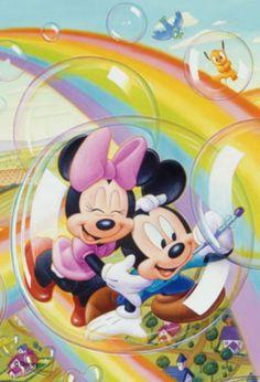 ◆希少品◆プチパズル204ピース:虹色飛行《廃番商品》 - 組絵門(くみえもん)