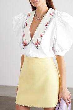 Miu Miu | Embroidered cotton-poplin blouse | NET-A-PORTER.COM Latest Kurti Design KANKALI DEVI TEMPLE, MADHYA PRADESH PHOTO GALLERY  | TEMPLEPUROHIT.COM  #EDUCRATSWEB 2020-03-01 templepurohit.com https://www.templepurohit.com/wp-content/uploads/2015/12/Tigawa-3.jpg