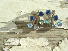 139 Blue dandelions by JadedR on Etsy, $20.00
