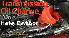 Want to know how to change the transmission oil on your Harley?  We'll walk you through the steps you'll need!