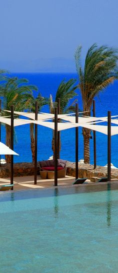 Le Meridien Dahab Resort...Dahab Egypt - Explore the World with Travel Nerd Nici, one Country at a Time. http://travelnerdnici.com