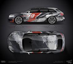 Design concept #13 for Audi RS6 Avant for sale