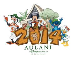 disney 2014 magnets | ... Disney Side while you're at Aulani with one of our four new tees