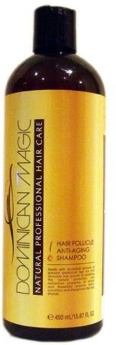 Dominican Magic Hair Follicle Anti-Aging Shampoo, 15.87 oz (Pack of 12) ** To view further for this item, visit the image link.