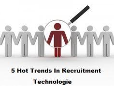 Recruitment Trend 2: Diepere sociale integratie... dat delen we dan maar :-)
