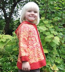 """Lavanda is my third design in the """"Spice Girls"""" series. It started as a request by a very dear and special friend, Monika. Knit Cardigan Pattern, Girls Series, Spice Girls, Knitting For Kids, Ravelry, Jackets, Dresses, Design, Baby"""