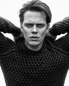 "992 Likes, 15 Comments - Bill Skarsgård Source (@billskgd) on Instagram: ""NEW 