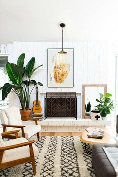 5 Earth-Toned Rooms for Your Home
