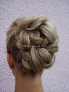 Bridal hair from Louise Alway Bridal Hairstylist  This hair color... Love!