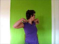 Eenvoudig oefeningen voor het strekken van nek- en schouder spieren. Prima uit te voeren achter je bureau, in je gewone dagelijkse kleding. Ik geef o.a. deze...