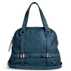 I dig this 'Tristan' satchel. $50.