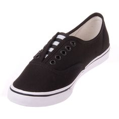 Vans VN-0JWJBLK Authentic Lo Pro Gore Black True White Shoe   59.99 ! 9b3551bb0