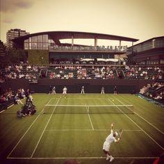 Wimbledon 2012 John Isner