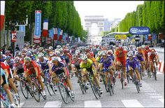 French logic puzzle for the Tour de France - Pupils read the statements and fill in the grid beneath when they have the information. This activity practises the past, present and future tenses