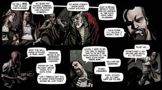 Trust me, something will go wrong and we'll all be dead. #Left4Dead #L4D #TheSacrifice #BloodHarvest #ItsYourFuneral #WhiskeyDelta #TheInfected #GreenFlu #TheSurvivors #Zombies #Undeads #ZombieHorde #ZombieKillin #ZombieKillinAction #Comics #ZombieComics #ComicBooks #ZombieApocalypse #Zombified #Zombieland #ZombieOutbreak #Horror #DarkHorse #DarkHorseComics #ValveCorporation #MichaelAvonOeming #ComicsDune