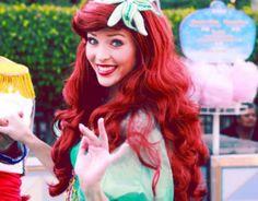 Disney beauties brought to life-Ariel