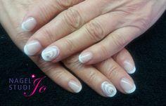 https://flic.kr/p/FsPMGc | Gelnagels | French manicure stempel