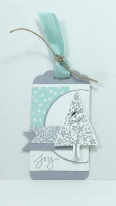 Stampin Up-Festival of Trees-CBH5