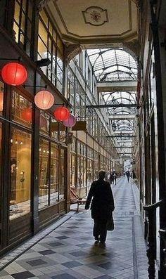Passage du Grand-Cerf, Paris