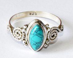 Gemstone rings | Etsy