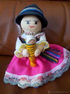 muñecas ecuador