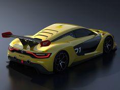 Como nasceu o Renault Sport R.S. 01, o carro de corridas com motor de Nissan GT-R que terá sua própria categoria - FlatOut!