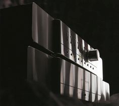Jeff Rowland Design Group Coherence II preamplifier.