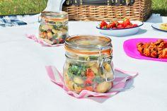 BLT Gnocchi Salad (Gluten Free)