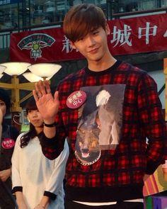 01122013 Lee Jongsuk  @ Hong Kong Fan meeting event  cr as tagged