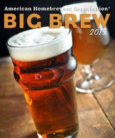 Big Brew 2013 Recipe:  Pointon's Proper Mild