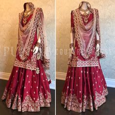 Image may contain: people standing Indian Bridal Outfits, Indian Bridal Fashion, Pakistani Bridal Dresses, Pakistani Dress Design, Indian Designer Outfits, Indian Bridal Wear, Pakistani Outfits, Indian Wear, Indian Suits