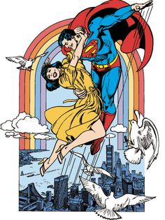 Superman And Lois Lane, Adventures Of Superman, Superman 1, Superman Family, Superman Stuff, Marvel Dc, Marvel Comics Superheroes, Comic Book Artists, Comic Books Art