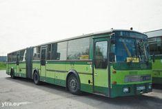Tallinna Linnatranspordi AS (end. Tallinna Autobussikoondise AS) - 3654   654TAK   Scania BR112A Jonckheere Transcity (1981) - ytra.eu bussi- ja reisilaevagalerii