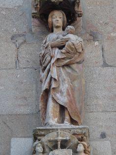 Nossa Senhora do Leite - Sé de Braga
