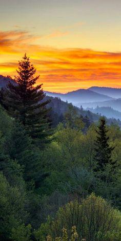 Great Smoky Mountains, Appalachian Trail