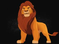 mufasa (lion king)