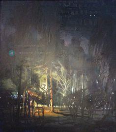 #IranianPainters Untitled By Omid Bazmandegan 2016 Style: Realism Genre: Genre Painting Medium: Oil on Canvas Dimensions: 78.5*70 cm Location: Painting Exhibition, O Gallery, Tehran, Iran CopyRight: Fair Use بدون عنوان از اميد بازماندگان ١٣٩٥ سبك: واقع گرايي ژانر: روزمرگي زندگاني تكنيك: رنگ روغن روي بوم اندازه اثر: ٧٠*٧٨/٥ سانتيمتر محل نگهداري اثر: نمايشگاه نقاشي، نگارخانه اُ، تهران، ايران حق تكثير: استفاده منصفانه