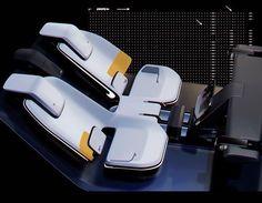 Car Interior Sketch, Car Interior Design, Car Design Sketch, Automotive Design, Interior Design Renderings, Interior Rendering, Interior Concept, Pole Star, Futuristic Cars