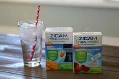 An easy, convenient way to support your immune system on the go this winter: new Zicam Total Immune + Performance Support Orange Burst Melts and Zicam Total Immune + Digestive Health Berry Crystals. AD TotallyIn  Link: http://itsalovelylife.com/living-life-totally-in/
