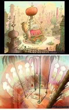 http://theconceptartblog.com/2013/02/13/ilustracoes-do-portfolio-do-artista-dan-krall/