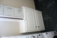 Crazy Wonderful: laundry room makeover