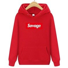 Shop Solid Drawstring Teddy Hoodie online. ROMWE offers